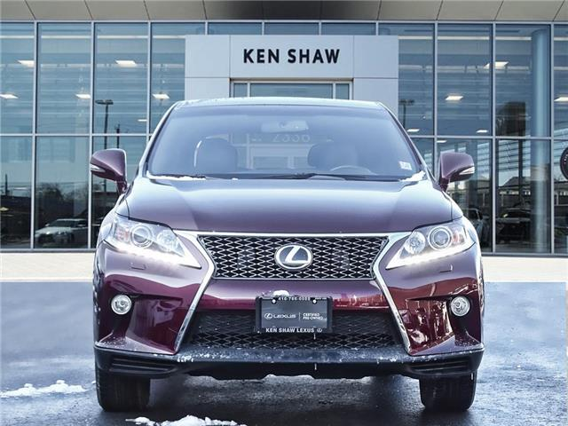 2013 Lexus RX 350  (Stk: L12273A) in Toronto - Image 2 of 21