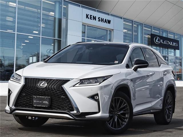 2019 Lexus RX 350 Base (Stk: 16881A) in Toronto - Image 1 of 20