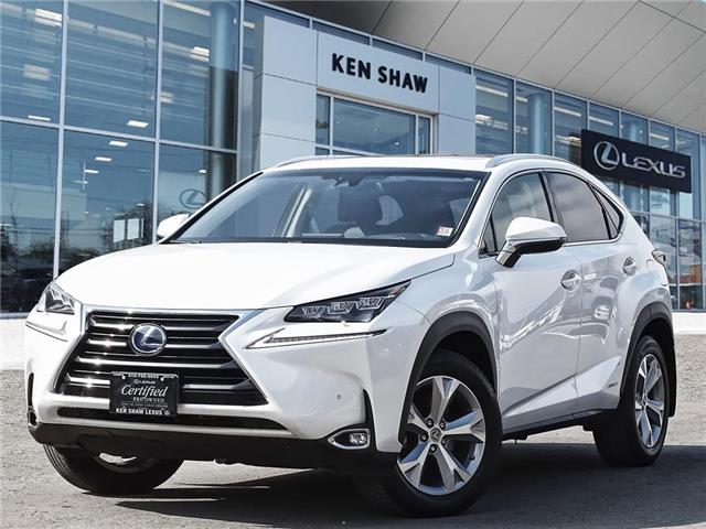 2017 Lexus NX 300h Base (Stk: 16947A) in Toronto - Image 1 of 22