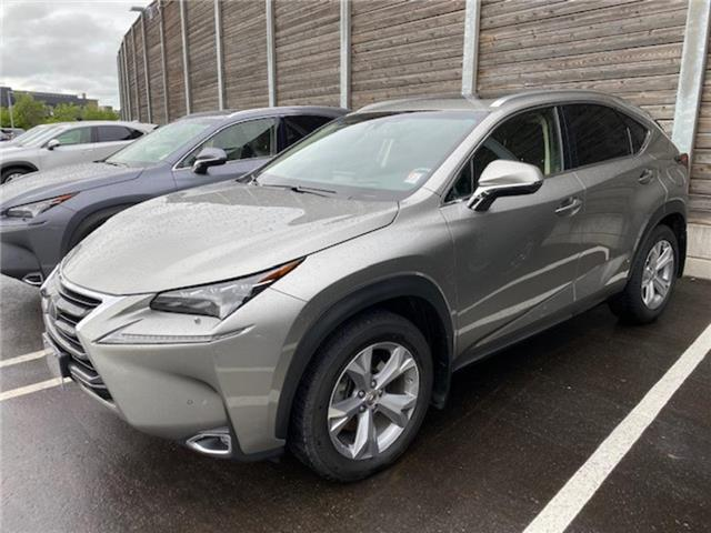 2017 Lexus NX 200t Base (Stk: 17038A) in Toronto - Image 1 of 5