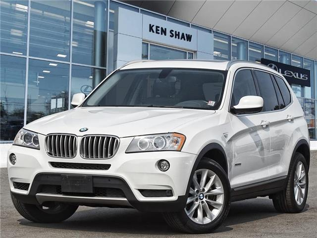 2013 BMW X3 xDrive35i (Stk: L1909XA) in Toronto - Image 1 of 24