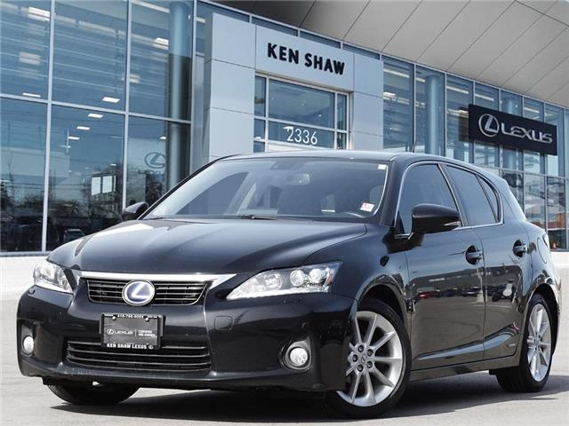 2013 Lexus CT 200h Base (Stk: L12931A) in Toronto - Image 1 of 25