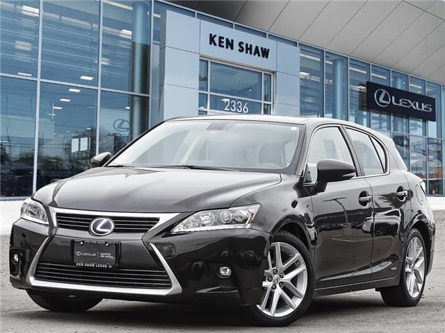2014 Lexus CT 200h Base (Stk: L12657A) in Toronto - Image 1 of 24
