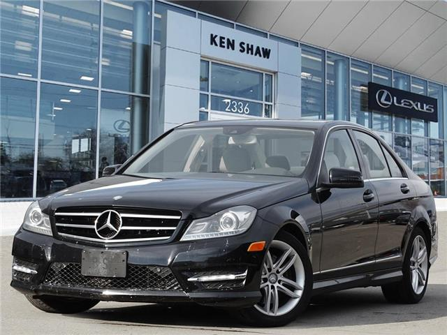 2014 Mercedes-Benz C-Class Base (Stk: L13024A) in Toronto - Image 1 of 24