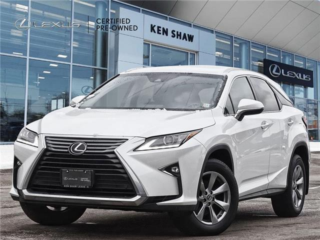 2018 Lexus RX 350 Base (Stk: 17596A) in Toronto - Image 1 of 24