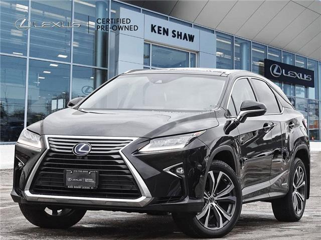 2019 Lexus RX 450h Base (Stk: 17597A) in Toronto - Image 1 of 24