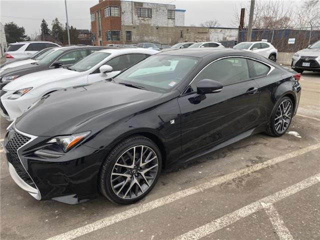 2016 Lexus RC 350 Base (Stk: L13094A) in Toronto - Image 1 of 5