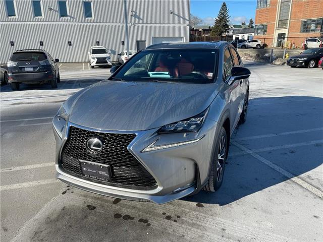 2017 Lexus NX 200t Base (Stk: 17631A) in Toronto - Image 1 of 10