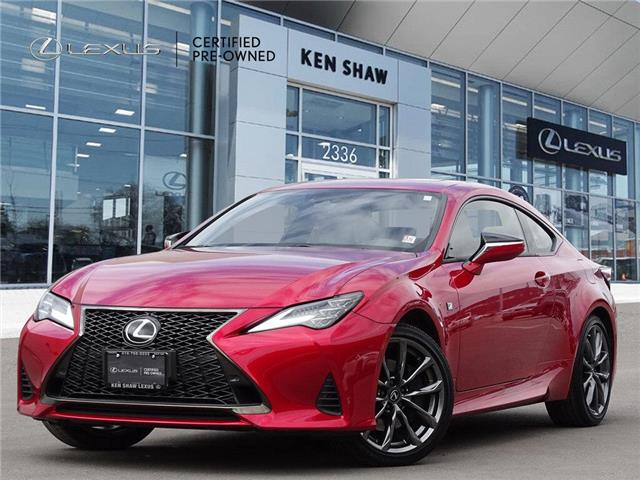 2019 Lexus RC 350 Base (Stk: 17804A) in Toronto - Image 1 of 24