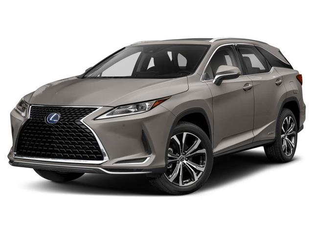 2021 Lexus RX 450hL Base (Stk: L12915) in Toronto - Image 1 of 9