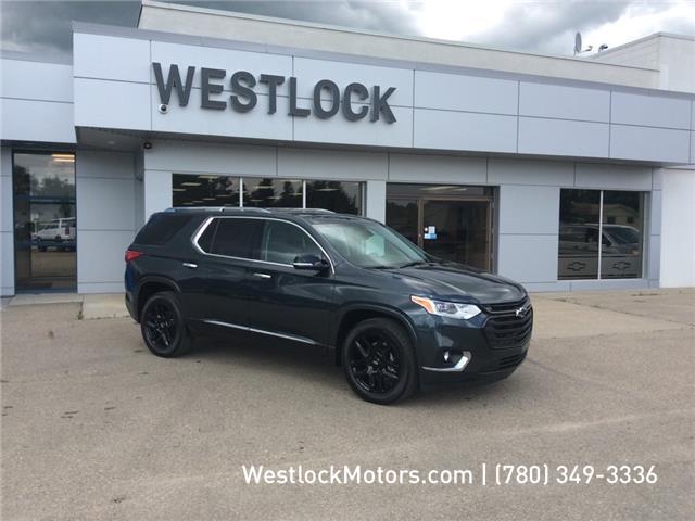 2019 Chevrolet Traverse Premier (Stk: 19T145) in Westlock - Image 1 of 18