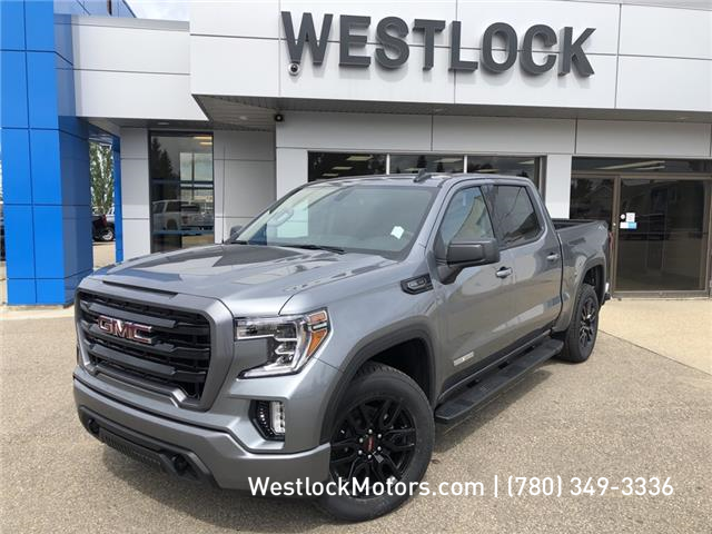 2019 GMC Sierra 1500 Elevation (Stk: 19T209) in Westlock - Image 1 of 13