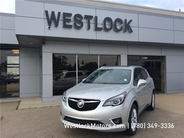 2019 Buick Envision Premium I (Stk: 19T243) in Westlock - Image 1 of 14