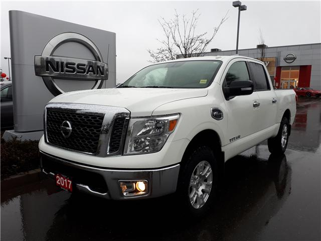 2017 Nissan Titan SV (Stk: 8T2309A) in Courtenay - Image 1 of 9