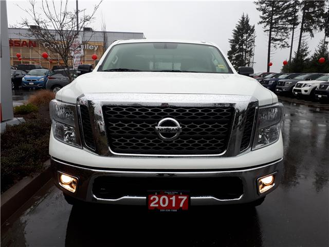 2017 Nissan Titan SV (Stk: 8T2309A) in Courtenay - Image 2 of 9