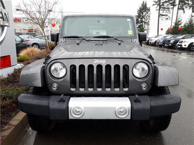 2014 Jeep Wrangler Unlimited Sahara (Stk: P0043) in Courtenay - Image 2 of 9