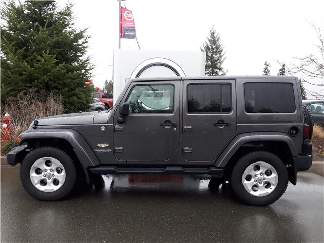 2014 Jeep Wrangler Unlimited Sahara (Stk: P0043) in Courtenay - Image 3 of 9