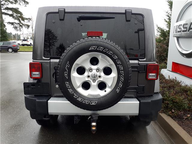 2014 Jeep Wrangler Unlimited Sahara (Stk: P0043) in Courtenay - Image 4 of 9