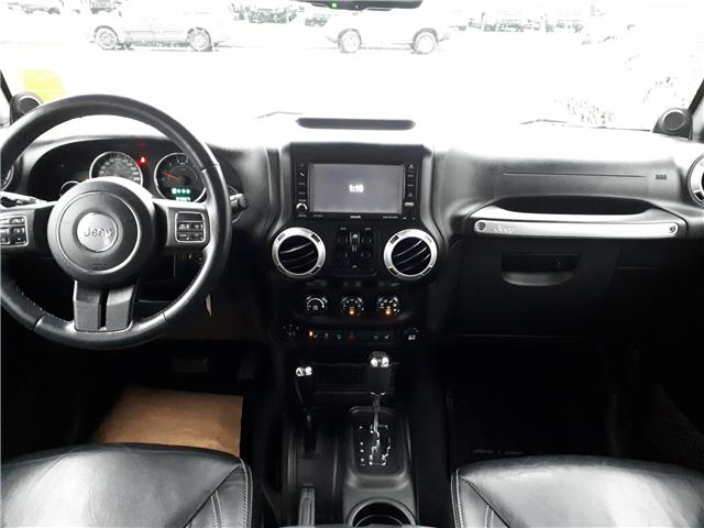 2014 Jeep Wrangler Unlimited Sahara (Stk: P0043) in Courtenay - Image 8 of 9