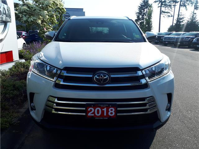 2018 Toyota Highlander XLE (Stk: 9R9275A) in Courtenay - Image 2 of 9