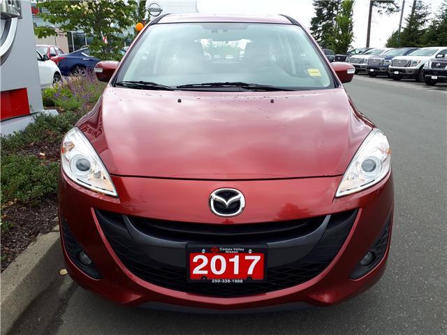 2017 Mazda Mazda5 GT (Stk: 9K3721A) in Courtenay - Image 2 of 9