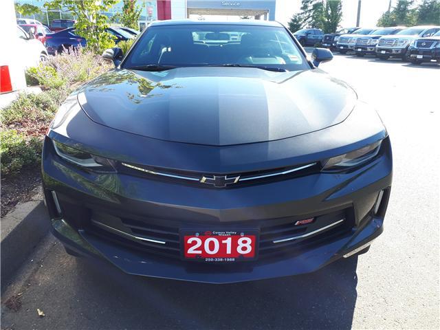 2018 Chevrolet Camaro 1LT (Stk: P0095) in Courtenay - Image 2 of 9