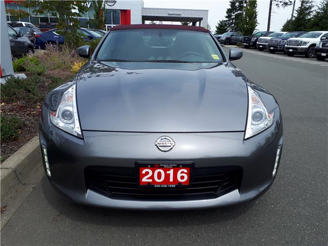 2016 Nissan 370Z Sport Touring (Stk: P0101B) in Courtenay - Image 2 of 9