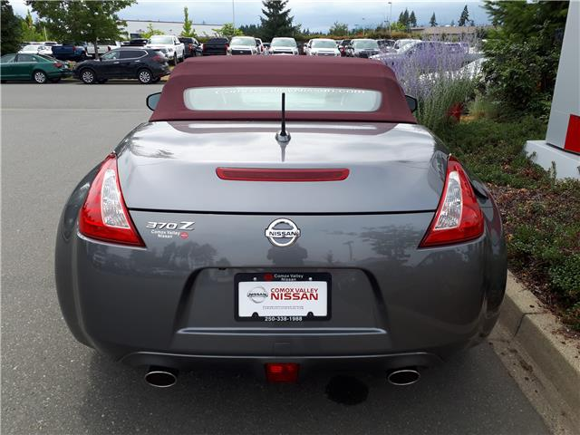 2016 Nissan 370Z Sport Touring (Stk: P0101B) in Courtenay - Image 4 of 9