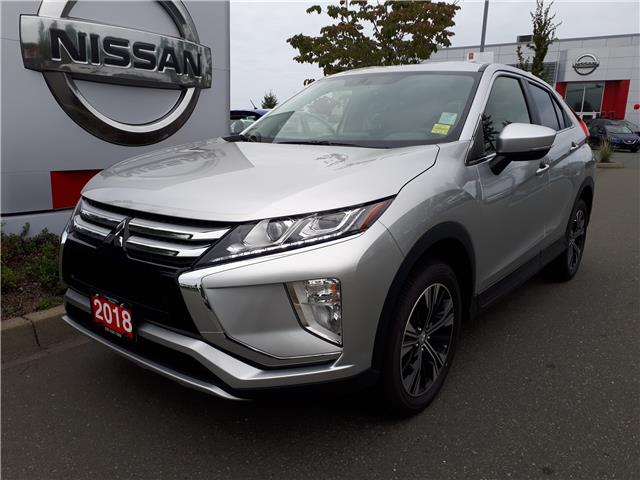 2018 Mitsubishi Eclipse Cross SE (Stk: P0104) in Courtenay - Image 1 of 9