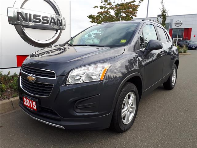 2015 Chevrolet Trax 1LT (Stk: P0103) in Courtenay - Image 1 of 9
