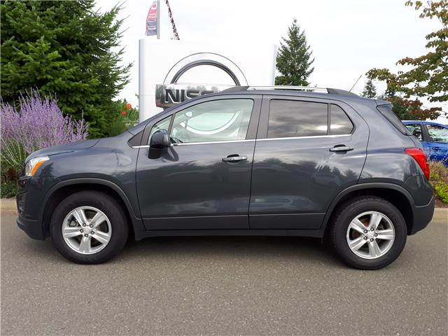 2015 Chevrolet Trax 1LT (Stk: P0103) in Courtenay - Image 3 of 9