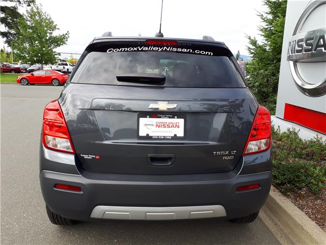 2015 Chevrolet Trax 1LT (Stk: P0103) in Courtenay - Image 4 of 9