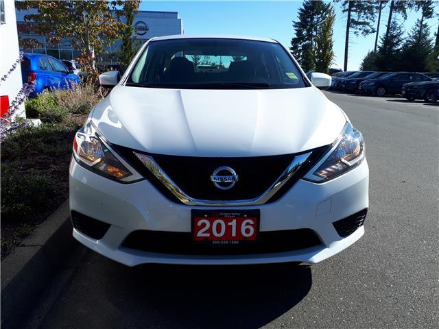 2016 Nissan Sentra 1.8 SV (Stk: P0115) in Courtenay - Image 2 of 9