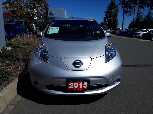 2015 Nissan LEAF SL (Stk: P0109) in Courtenay - Image 2 of 9
