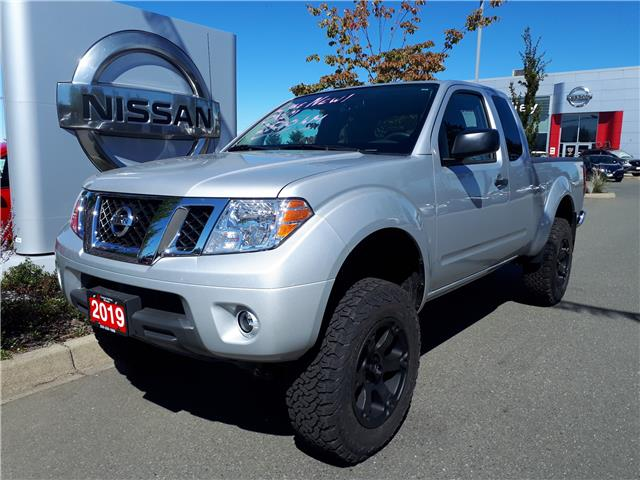 2019 Nissan Frontier SV (Stk: P0079A) in Courtenay - Image 1 of 8