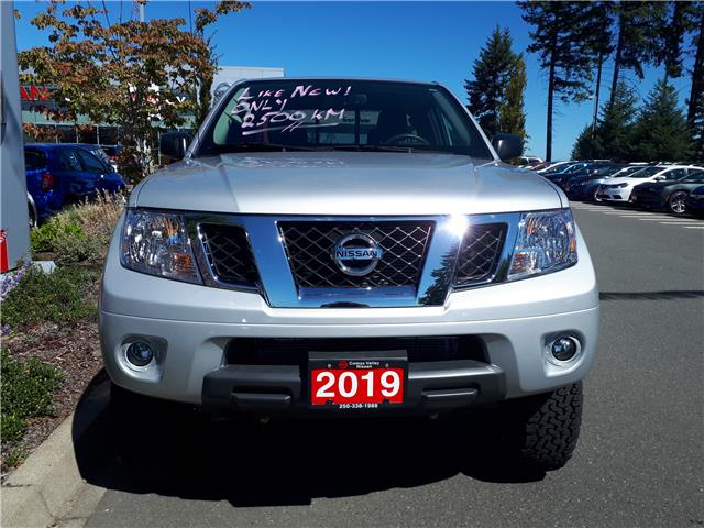 2019 Nissan Frontier SV (Stk: P0079A) in Courtenay - Image 2 of 8