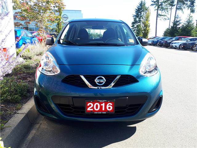 2016 Nissan Micra S (Stk: 9MI0108A) in Courtenay - Image 2 of 9
