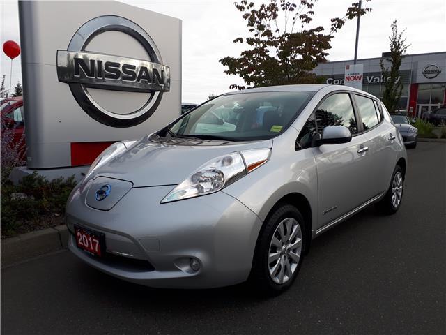 2017 Nissan LEAF S (Stk: P0119) in Courtenay - Image 1 of 9