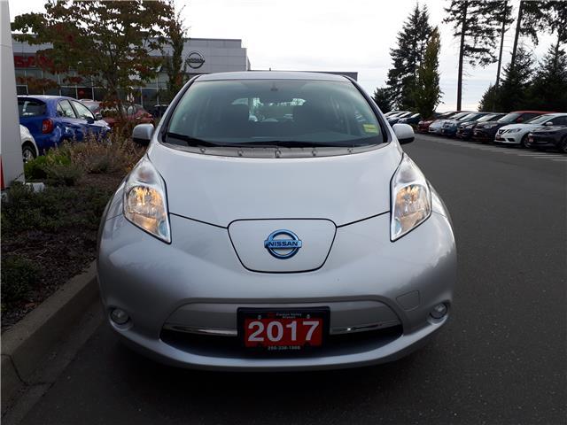 2017 Nissan LEAF S (Stk: P0119) in Courtenay - Image 2 of 9