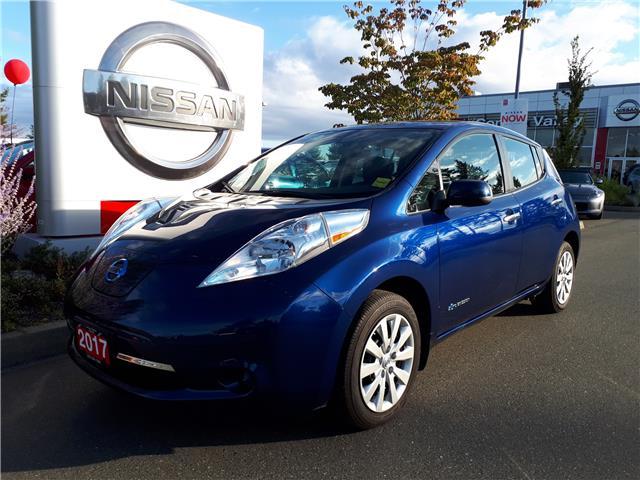 2017 Nissan LEAF S (Stk: P0120) in Courtenay - Image 1 of 9
