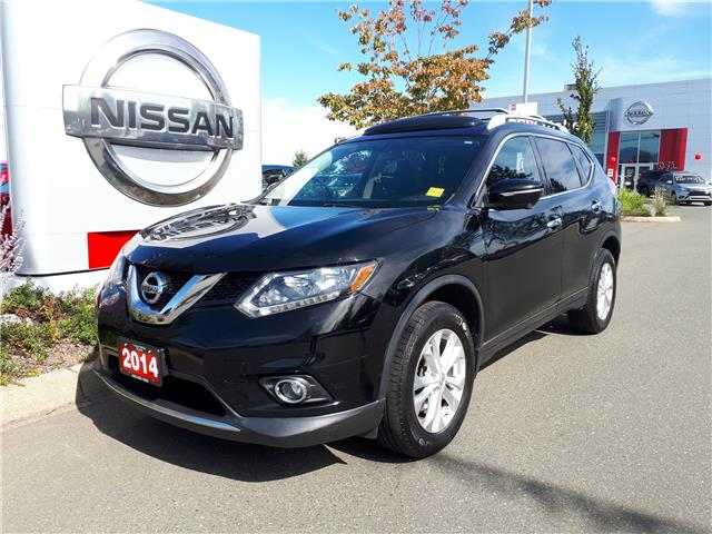 2014 Nissan Rogue SV (Stk: 9K9858A) in Courtenay - Image 1 of 9