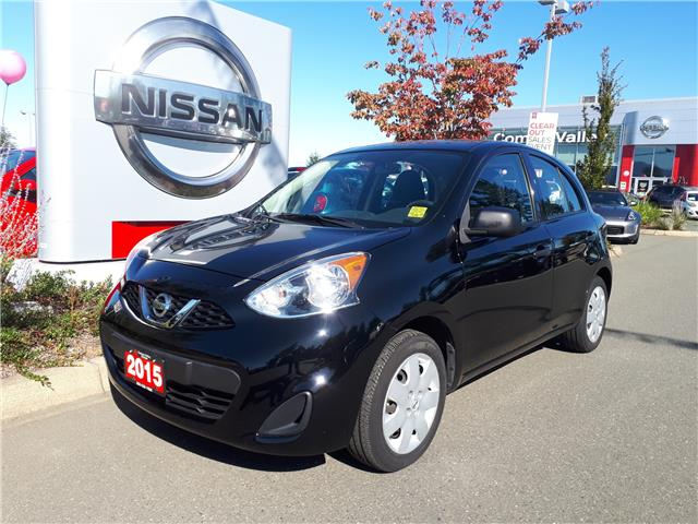 2015 Nissan Micra S (Stk: 9Q3449A) in Courtenay - Image 1 of 9