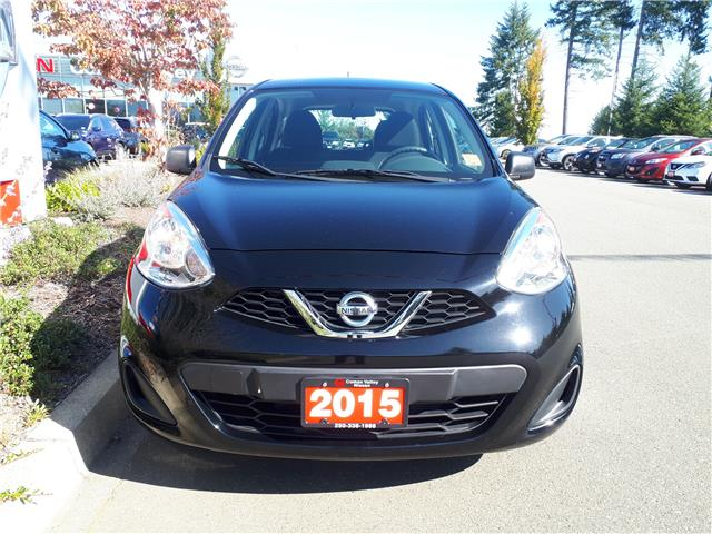 2015 Nissan Micra S (Stk: 9Q3449A) in Courtenay - Image 2 of 9