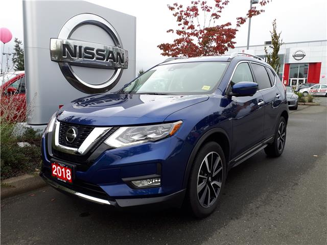 2018 Nissan Rogue SL (Stk: 9Q5785A) in Courtenay - Image 1 of 9