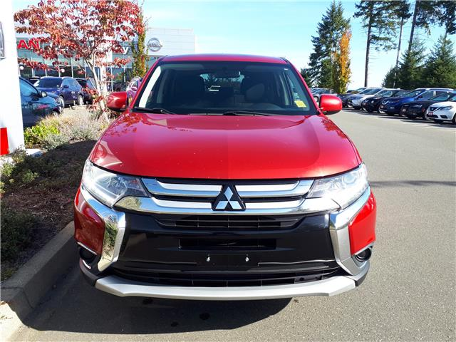 2016 Mitsubishi Outlander ES (Stk: P0124) in Courtenay - Image 2 of 9