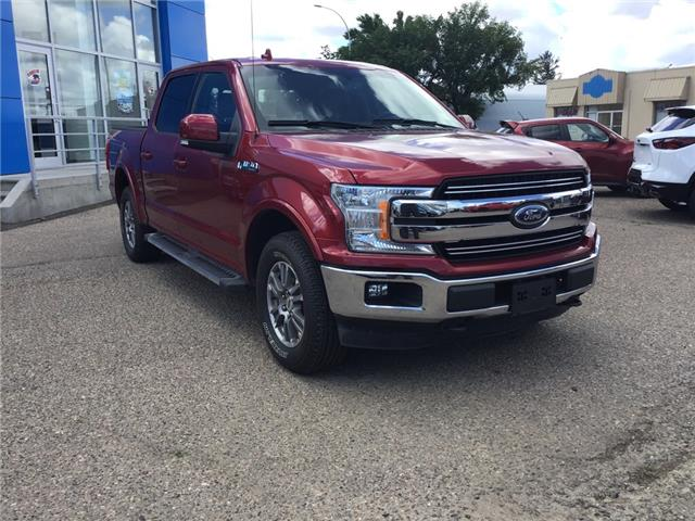 2018 Ford F-150 Lariat (Stk: 207340) in Brooks - Image 1 of 24
