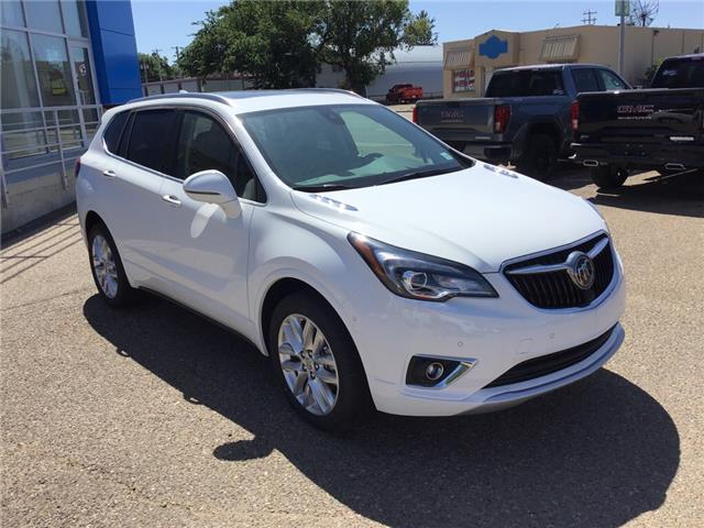 2019 Buick Envision Premium II (Stk: 204683) in Brooks - Image 1 of 25