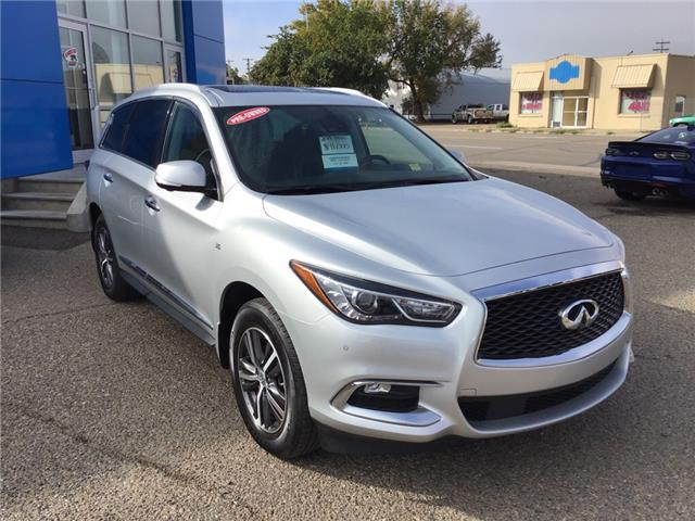 2019 Infiniti QX60 Pure (Stk: 210174) in Brooks - Image 1 of 23