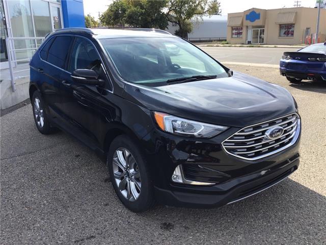 2019 Ford Edge Titanium (Stk: 210168) in Brooks - Image 1 of 19