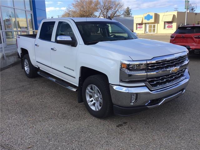 2018 Chevrolet Silverado 1500  (Stk: 203772) in Brooks - Image 1 of 21